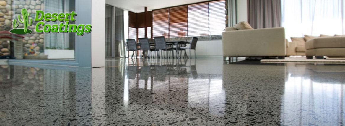 Concrete Floor Polishing
