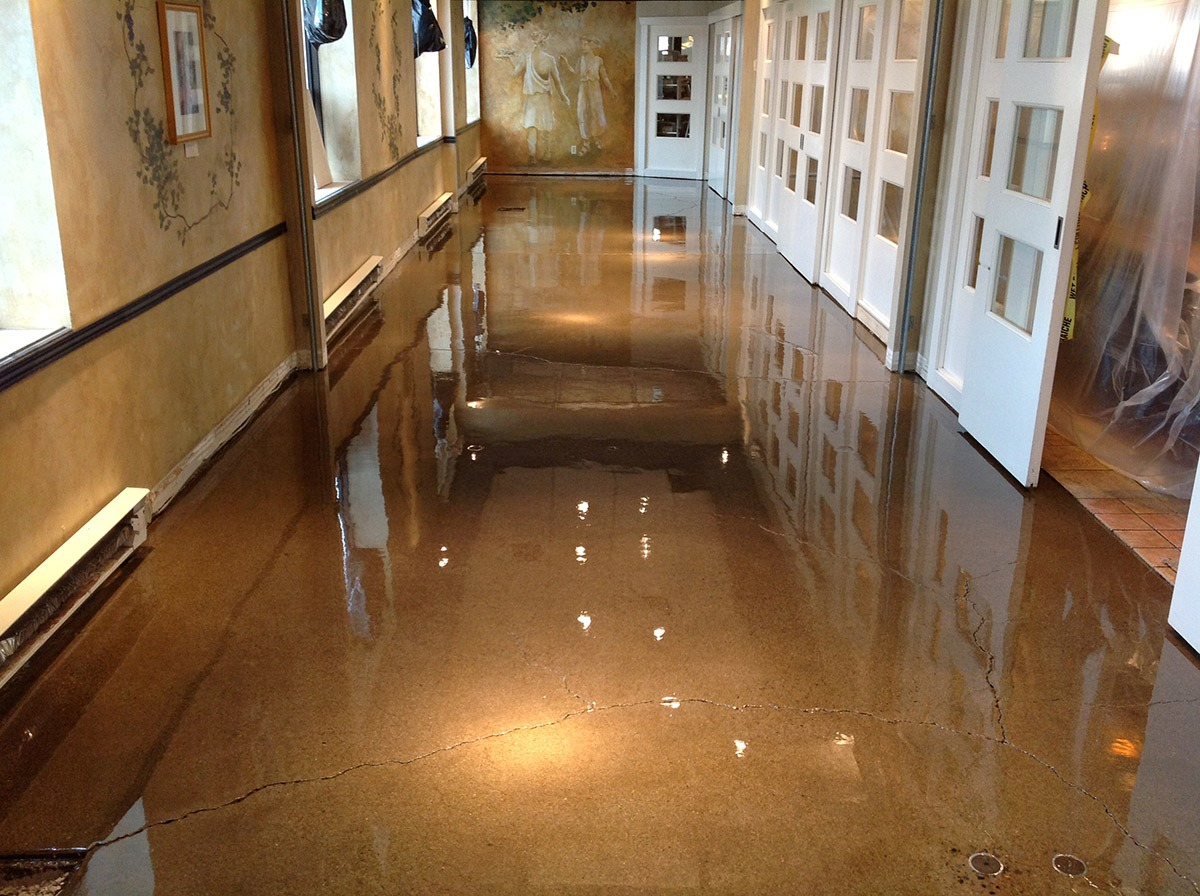Industrial flooring decorative concrete coatings for Concrete floor coatings