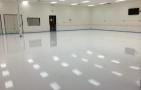 Epoxy Flooring Phoenix Arizona Coatings Desert Floor