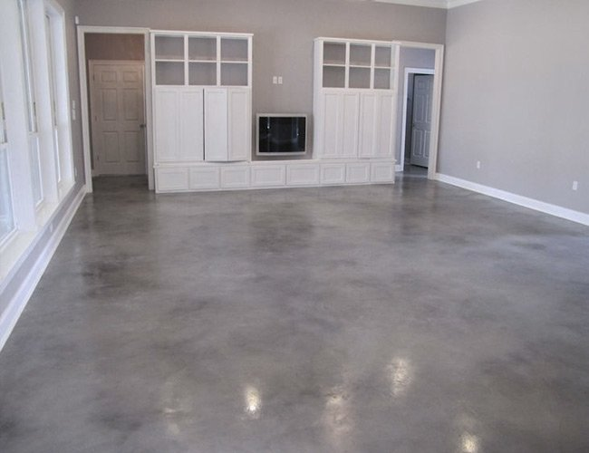 Concrete Loft Epoxy Flooring