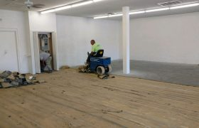 Flooring Demolition