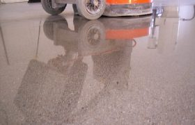 Concrete Floor Polishing Contractor