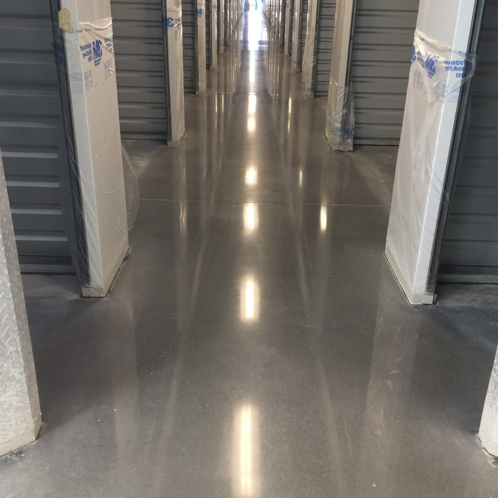 Concrete Floor Polishing Contractors Phoenix | Residential & Commercial