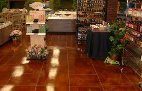 Troweled Concrete Flooring (2)