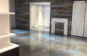 Troweled Epoxy Flooring (2)