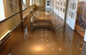 Troweled Epoxy Flooring (3)