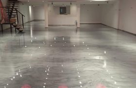 Troweled Epoxy Flooring (5)